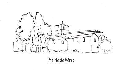 Mairie de Vérac